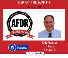 Bob Strauss of US Foods - Chicago, July 2020
