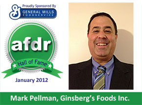 January 2012: Mark Pellman, Ginsberg's Foods, Inc.
