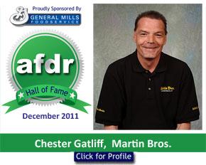 December 2011: Chester Gatliff, Martin Bros.
