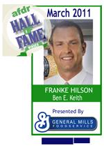 March 2011: Franke Hilson, Ben E. Keith